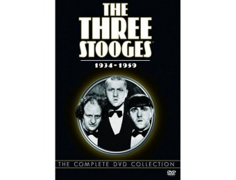 49% off Three Stooges Collection: Complete Set 1934-1959 (DVD)