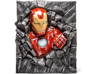 82% off Iron Man Wallbreaker