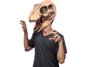 81% off T-Rex Mask