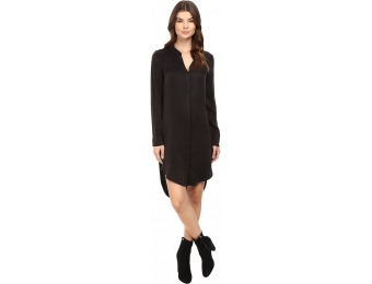 75% off Splendid Washed Cupro Shirtdress