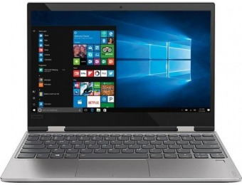 "$130 off Lenovo Yoga 720 12.5"" Touch-Screen Laptop"