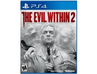 67% off The Evil Within 2 - PlayStation 4