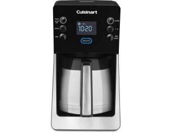 60% off Cuisinart PerfecTemp 12-Cup Thermal Coffeemaker