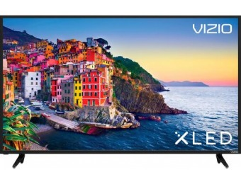 "$700 off VIZIO 75"" LED 2160p Smart 4K Ultra HD Home Theater Display"