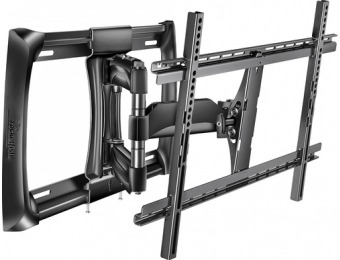 "50% off Rocketfish Full-Motion TV Wall Mount for Most 40"" - 75"" TVs"