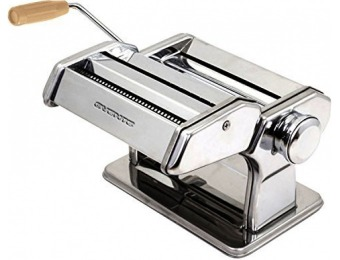 70% off Ovente Vintage Style Stainless Steel Pasta Maker