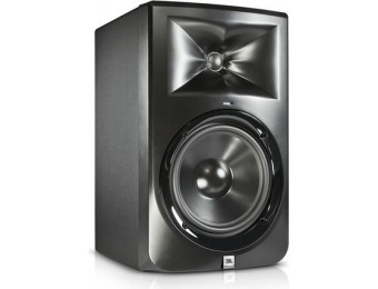 "$119 off JBL LSR308 8"" Two-Way Powered Studio Monitor"