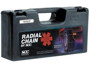 83% off Security Chain Company Traction Tire Chains - Set of 2