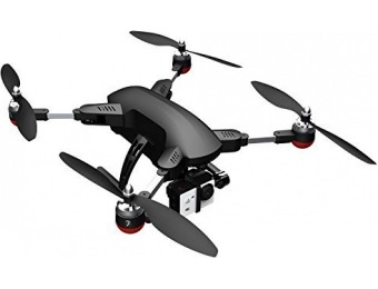 $395 off Hawk4k Folding Drone With 4K Camera and Watch Controller
