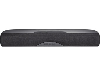 50% off Insignia 2.0-Ch Soundbar with Digital Amplifier