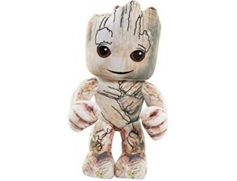 85% off Just Play Marvel Collectible Plush Groot Plush