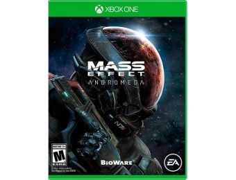 83% off Mass Effect: Andromeda - Xbox One