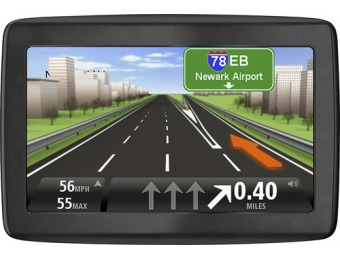 $20 off TomTom VIA 1415M GPS with Lifetime Map Updates