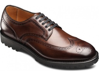 $118 off Allen Edmonds Tate Wingtip Shoes
