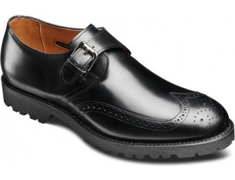 $118 off Allen Edmonds Tate Monk Wingtip Shoes