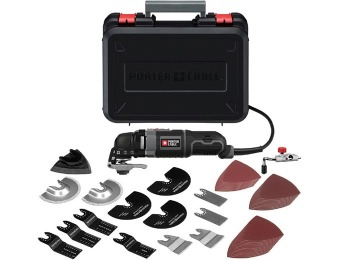 $210 off Porter-Cable PCE605K52 3A Oscillating Multi-Tool Kit