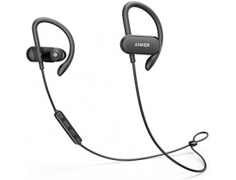 73% off Anker SoundBuds Curve Bluetooth Sports Headphones