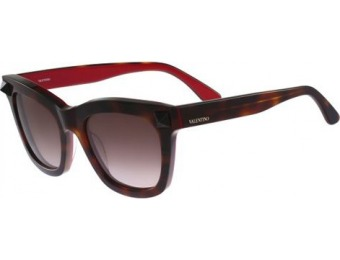 71% off Valentino V723S Rectangle Sunglasses