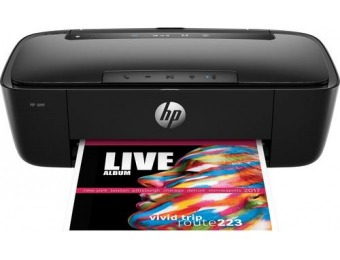 $60 off HP AMP 100 Wireless Printer with Bluetooth Speaker