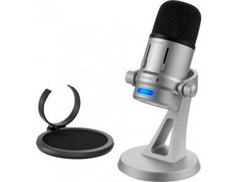 60% off Insignia USB Microphone