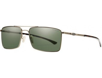 $195 off Smith Outlier TI Polarized ChromaPop+ Sunglasses