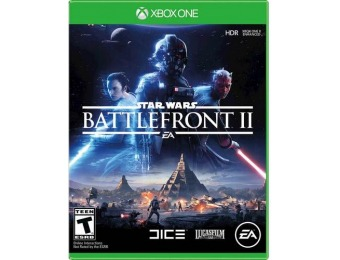 33% off Star Wars Battlefront II - Xbox One
