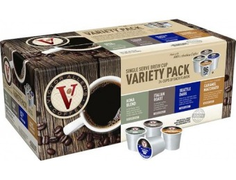 50% off Victor Allen - Variety Pack K-Cup (96-Pack)