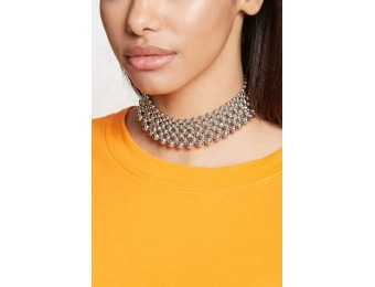 86% off Ball Chain Choker