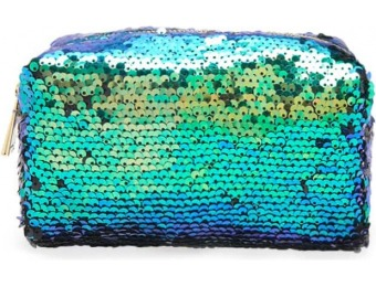 66% off Sequin Makeup Bag