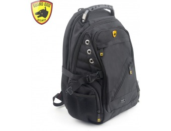 52% off Guard Dog Security Proshield II Bulletproof Backpack