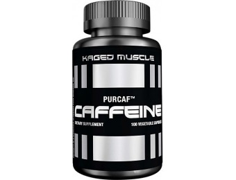 65% off Kaged Muscle Purcaf Caffeine