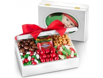 72% off Holiday Sweets and Treats in Keepsake Photo Frame Box