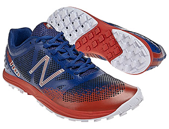 56% off New Balance 110 Men's Trail Running Shoes MT110BL