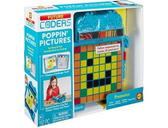 86% off Alex Toys Future Coders Poppin' Pictures Coding Skills Kit