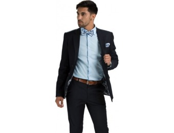 75% off Doctor Who TARDIS Subtle Slim Fit Suit Jacket