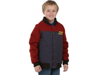 86% off Iron Man Kids Casual Superhero Jacket (Secret Identity)