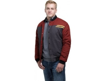 89% off Iron Man Casual Superhero Jacket (Secret Identity)