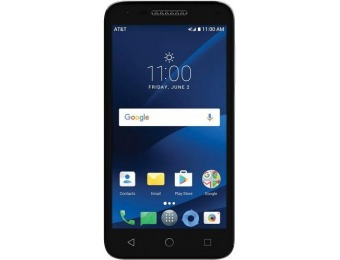 20% off Alcatel CAMEOX 4G LTE Cell Phone (AT&T)