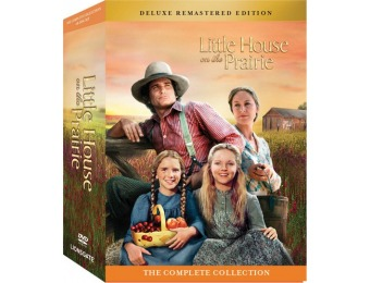 57% off Little House on the Prairie: The Complete Series (DVD)