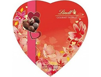 48% off Lindt Valentine Gourmet Truffles Chocolate Passion Heart