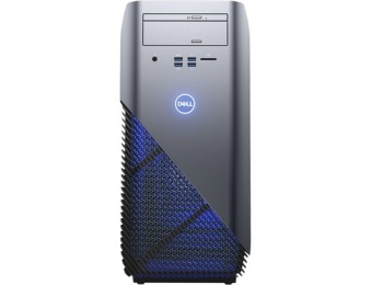 $150 off Dell Inspiron Desktop - AMD Ryzen 5, 8GB, Radeon RX 580