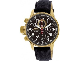 66% off Invicta Men's I Force Collection 18k Ion-Plated Watch