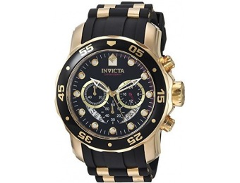 91% off Invicta Men's 6981 Pro Diver Analog Swiss Chronograph Watch