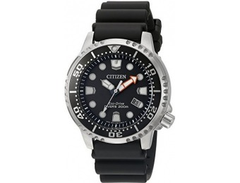 63% off Citizen Men's Promaster Diver Stainless Steel Diving Watch
