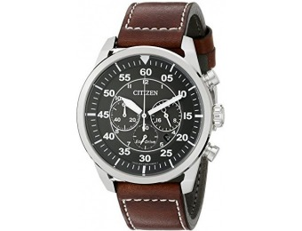 $190 off Citizen Men's CA4210-24E Stainless Steel Eco-Drive Watch