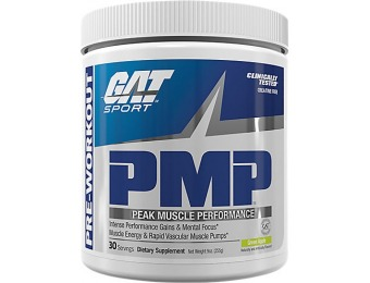 88% off GAT Sport PMP - Peak Muscle Performance
