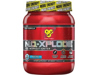 87% off BSN N.O. Xplode Pre-Workout Igniter