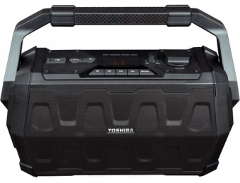 $80 off Toshiba TY-ASC20 Portable Bluetooth Speaker