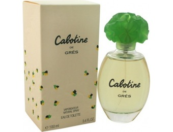 80% off Cabotine by Gres for Women Edt Spray 3.4 oz