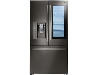$1,401 off LG 3-Door French Door Refrigerator with InstaView
